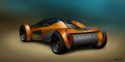 Cool Cars, (One That Will Be) From the Future