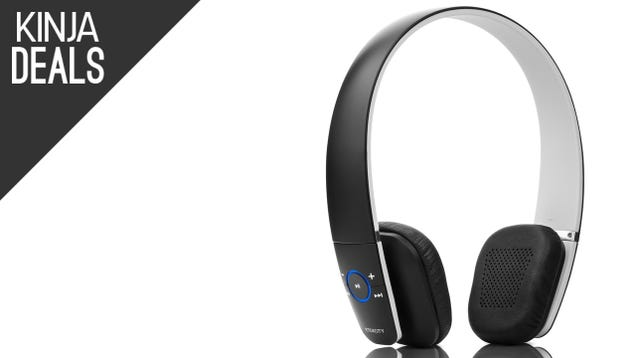 Cut the Cord With These $30 On-Ear Bluetooth Headphones