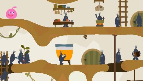 Loads Of LocoRoco 2 Screenshots