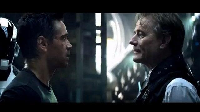 Len Wiseman breaks down the new Total Recall trailer shot-for-shot