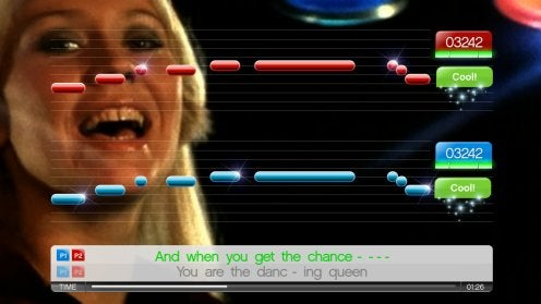 ABBA Invades SingStar