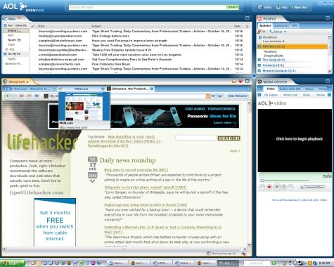 Download of the Day: AOL OpenRide (Windows)