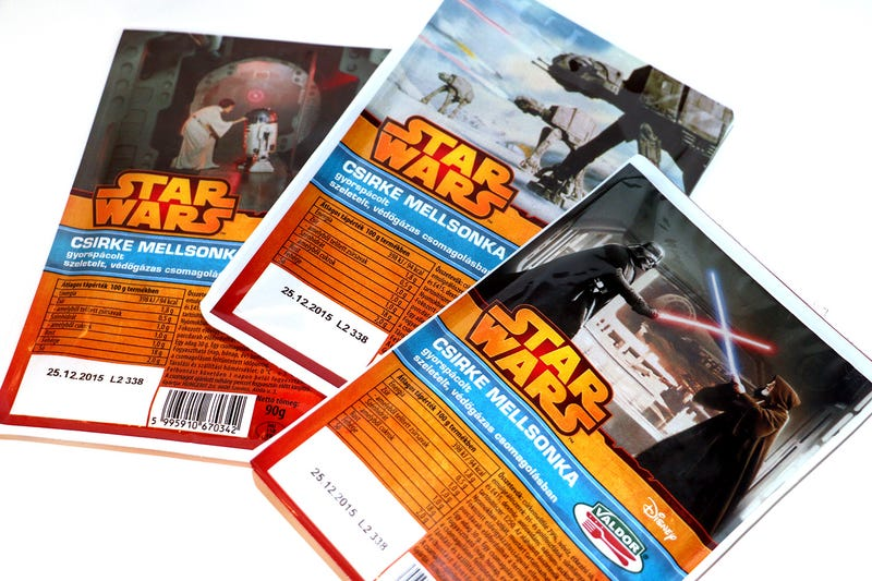Star Wars Marketing Is Even More Absurd Outside the US