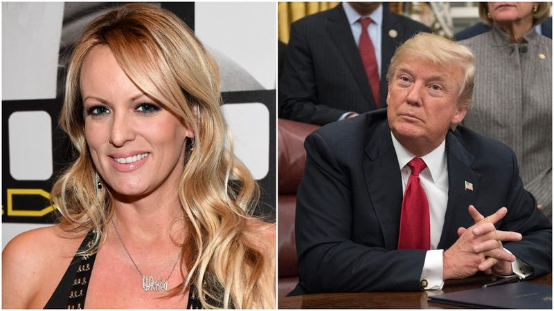 A Trump lawyer reportedly paid $130,000 in hush money to an adult film star right before the election