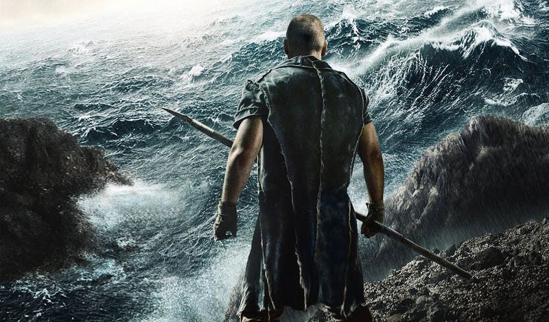 Noah Is the Best and Worst Bible Movie You'll Ever See