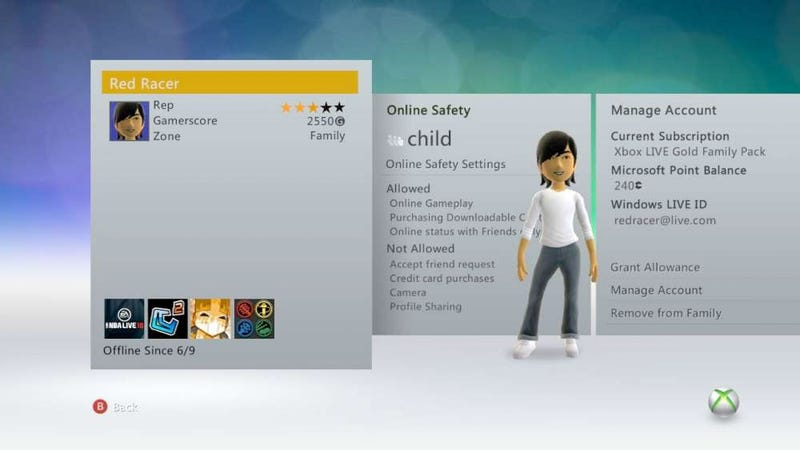 Xbox Live Fall Update Arrives November 1