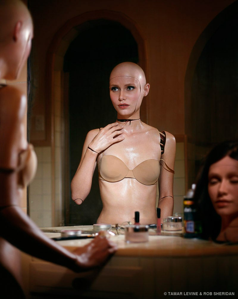Broken Robot Girl: A Glimpse of the Future?