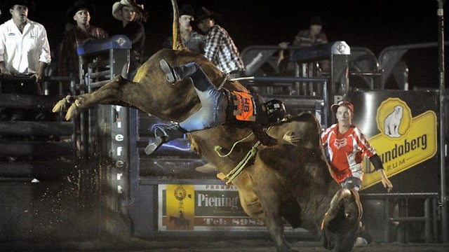 Once-Comatose Former Swimsuit Model Becomes First Woman To Ever Enter Australian Rodeo Event