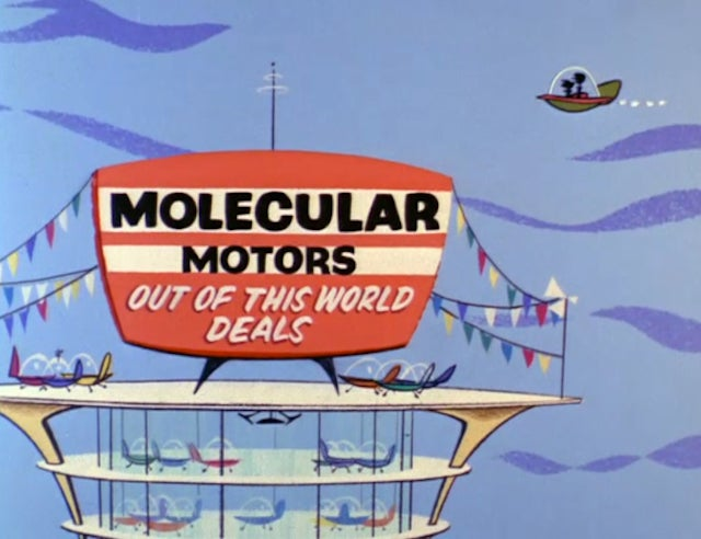 Recapping 'The Jetsons': Episode 03 - The Space Car