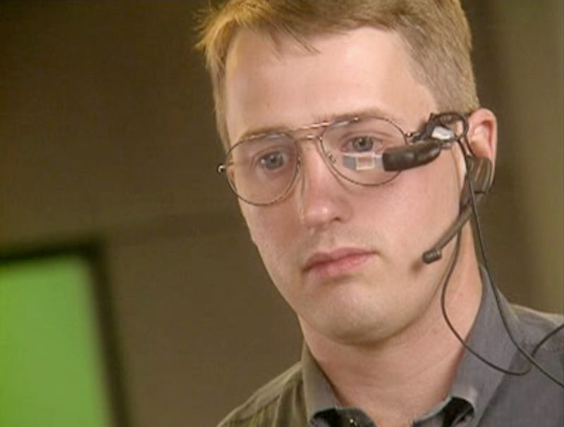 Accenture Dreamed Up Google Glass a Decade Ago