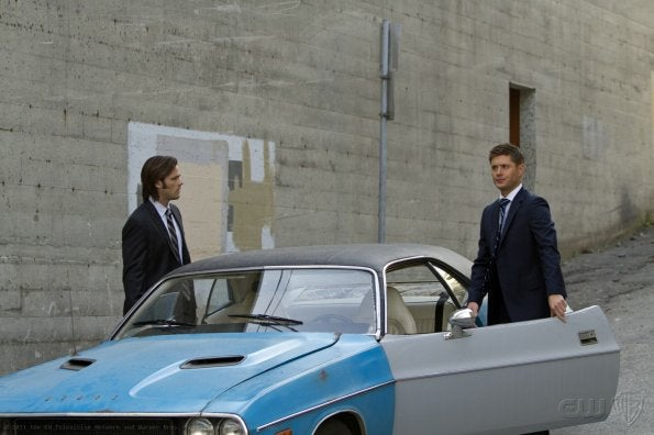 Supernatural 7.07 The Mentalists Gallery