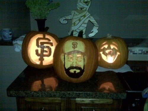 The Brian-Wilson-o'-Lantern Never Caught On, As It Invariably Made Kids Wet Themselves