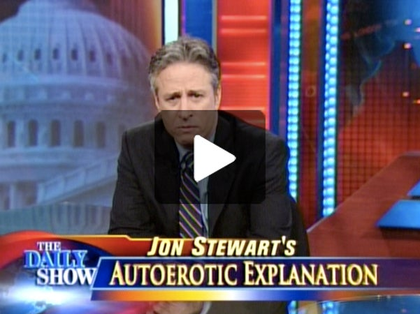 """Jon Stewart Pleads With Congress To """"Give The Automakers The Money"""""""