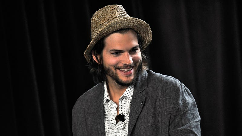 Ashton Kutcher's Sad Bro Summit