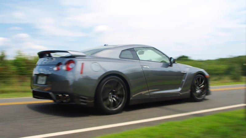 2014 Nissan GT-R: The Jalopnik Review