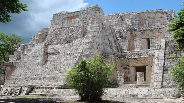 Appease your inner Indiana Jones and delve into The Lost Secrets of Maya Technology
