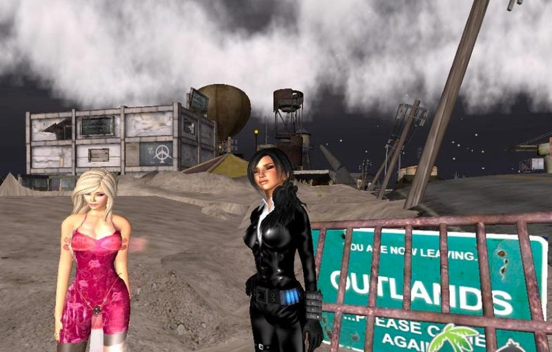 Is Second Life About to Become a Ghost World?