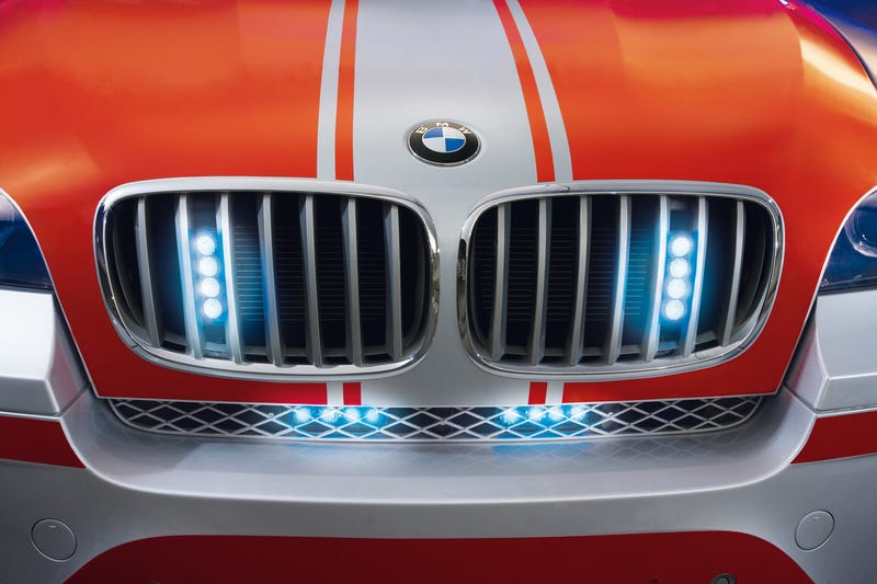 BMW X6 Emergency Response Truck Is No Ambulance