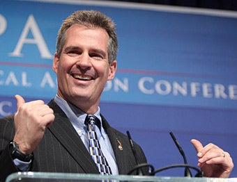 Incredibly Deliberate Scott Brown Will Vote for Financial Reform