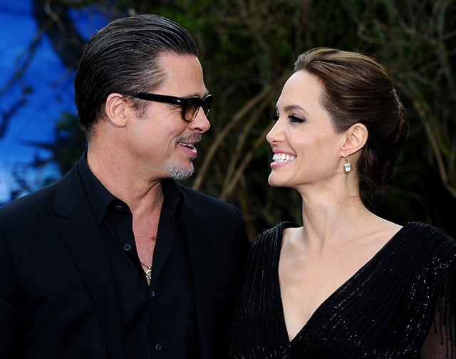 Angelina Jolie Sparkles Quite Maleficently