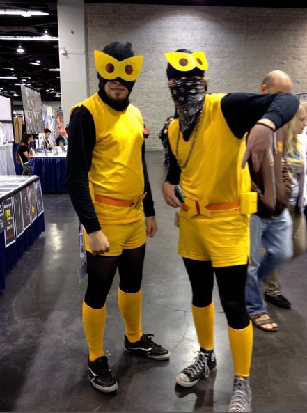 WonderCon Cosplay Gallery 2012 Part 2