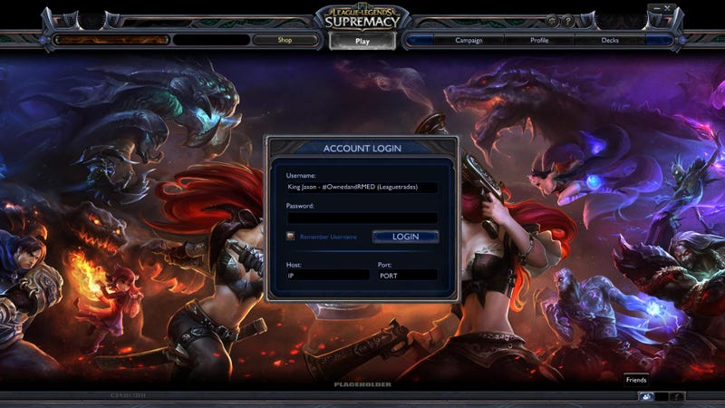 Hacker Claims League of Legends Maker Buried a Finished Card Game [UPDATE]