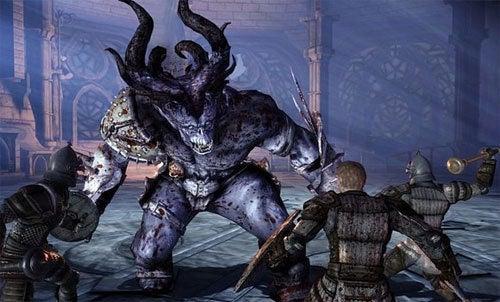 Dragon Age: Origins Slaying PS3 on November 3