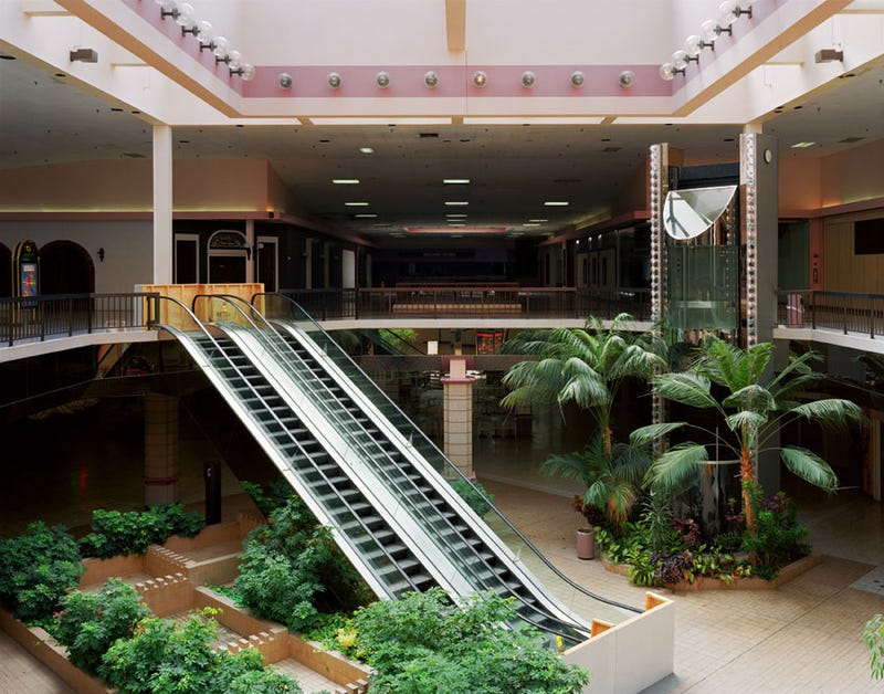 The Retail Ruins of America's Ghost Malls