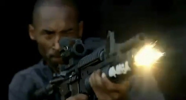 The Media Pearl-Clutching Over Kobe Bryant's Call Of Duty Commercial Has Begun