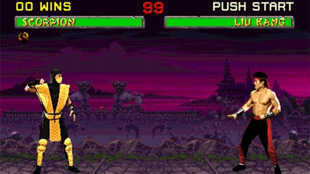 If Mortal Kombat Were More Realistic