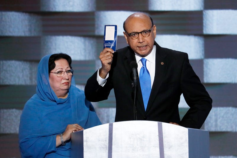Khizr Khan Suggests Donald Trump Has No Soul