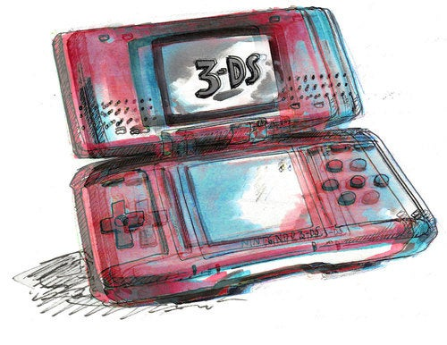 Nintendo 3DS Could Do 3D Video Chat