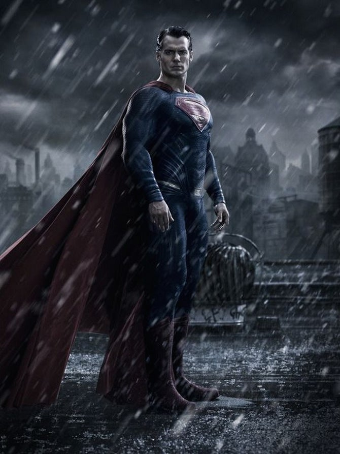 Your First Look at Superman in Batman V Superman: Dawn of Justice