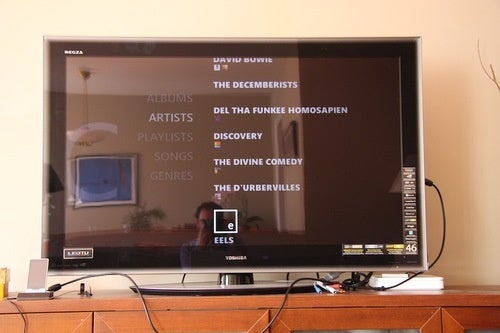 Zune HD Review Gallery Media Center