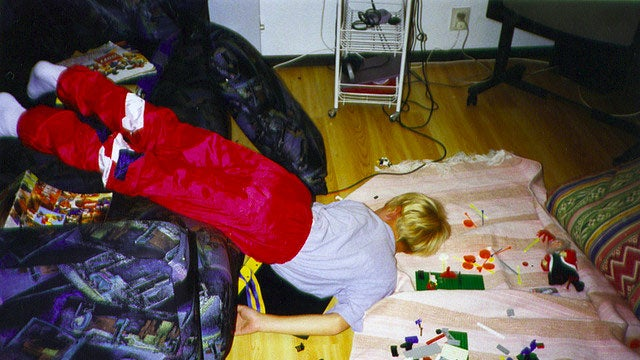 How to Get Your Kids to Go the F*** to Sleep: An Age-by-Age Guide