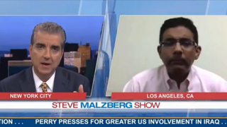 Clueless Conservative Pundit Compares Ferguson Protesters to ISIS