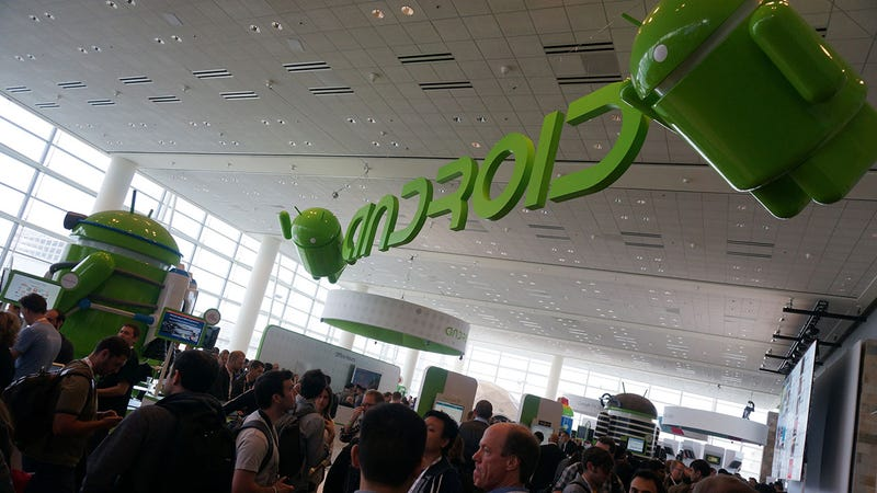 Google I/O 2013: A Photo Journal