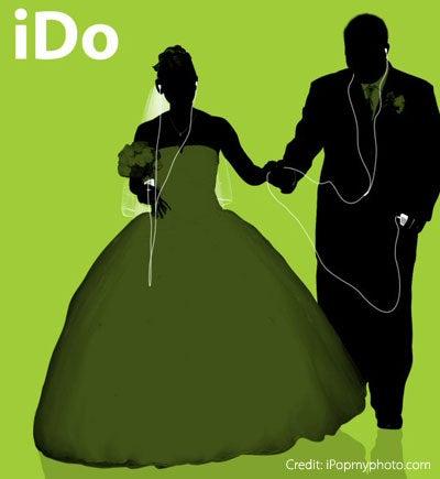 iDo: Utilizing the iPod for Wedding Planning