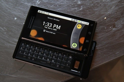 Android 2.1 Update Finally Live for Motorola Droid