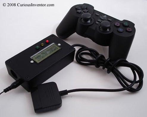 Midiator Kit Converts a PS2 Controller Into a MIDI Controller