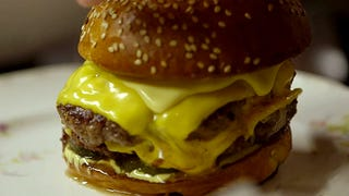 Chef Sean Brock shows how to make the perfect cheeseburguer