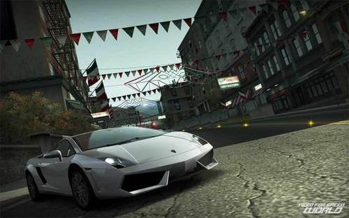 Need For Speed World Starts Its Engines In July