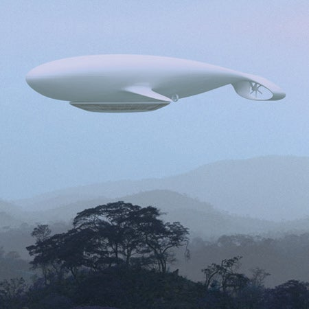 10 Airships of the Present Day — and Near Future