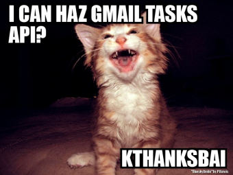Gmail Tasks Keeps It (Too) Simple