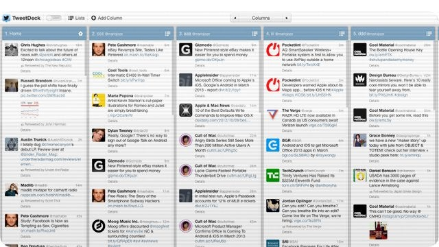 Twitter Is Killing TweetDeck's iPhone App, Android App and Desktop App