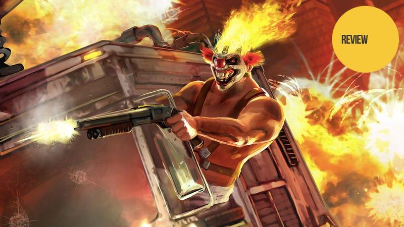 Twisted Metal: The Kotaku Review