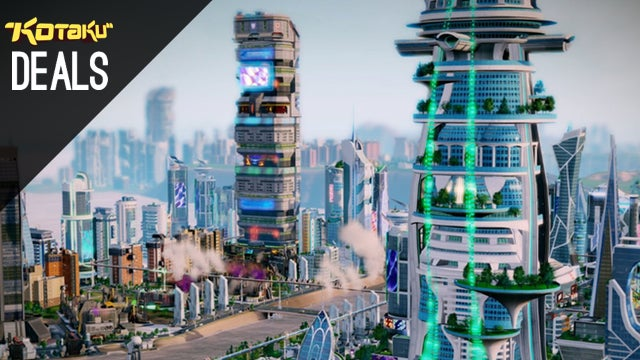 SimCity Redemption Day, SteelSeries Mousepad, Castlevania [Deals]