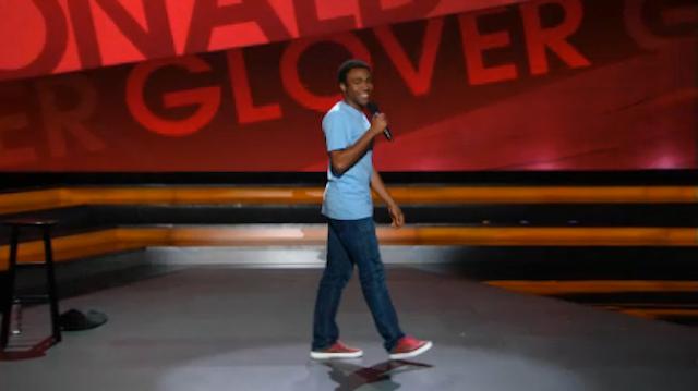 Donald Glover: Rude Midget