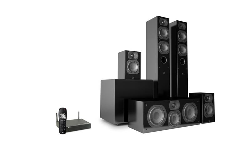 This Wireless Home Theater System Always Makes Sure You Have the Best Sound