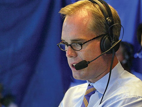 Joe Buck, Wife Decide To Spend A Little Quality Time Apart
